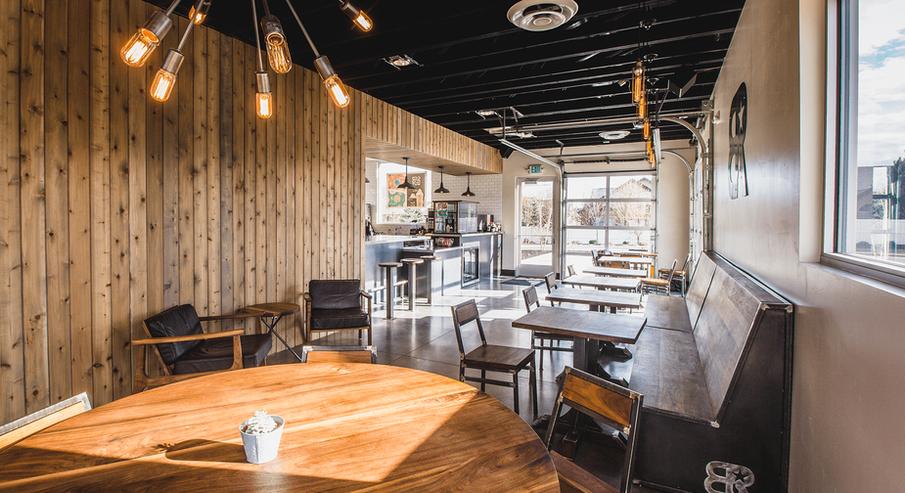 Ustick Blackrock Coffee Shop 6
