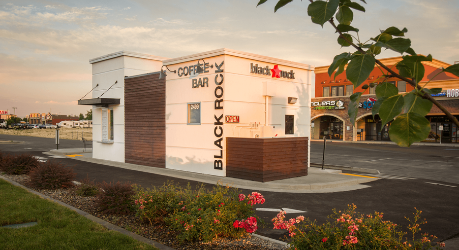 Fairview Blackrock Coffee Shop 3