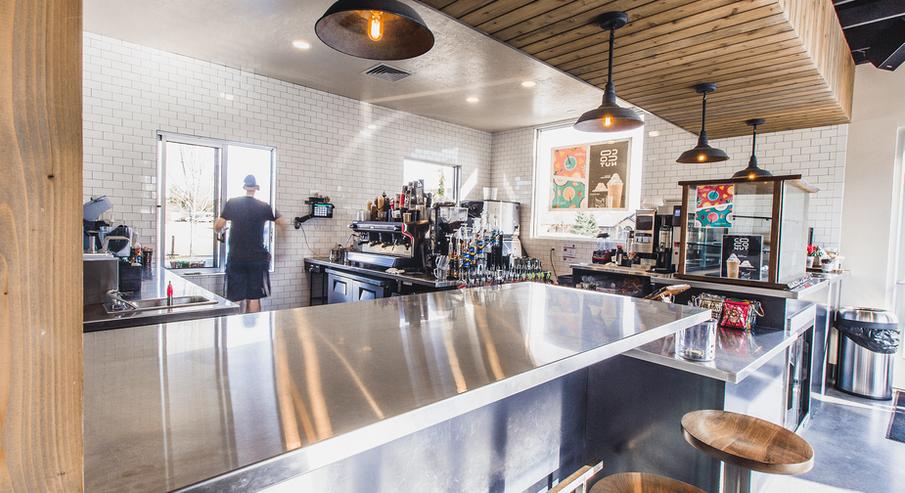 Ustick Blackrock Coffee Shop 5