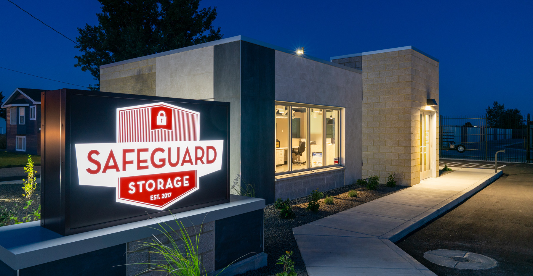 Safeguard Storage Offices