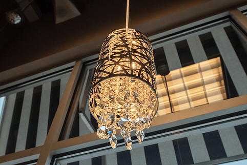 Swank Tenant Improvement Decorative Chandelier