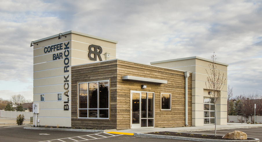 Ustick Blackrock Coffee Shop 1