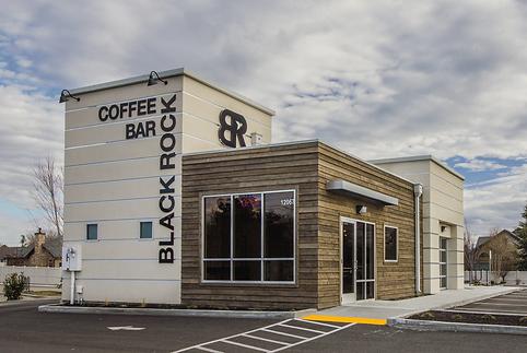 Ustick Blackrock Coffe Shop