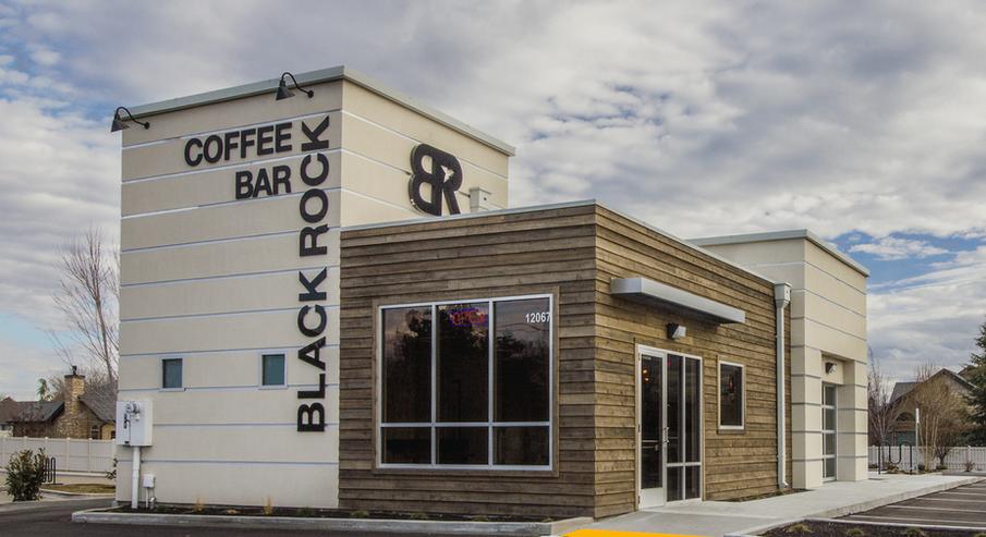Ustick Blackrock Coffee Shop 7