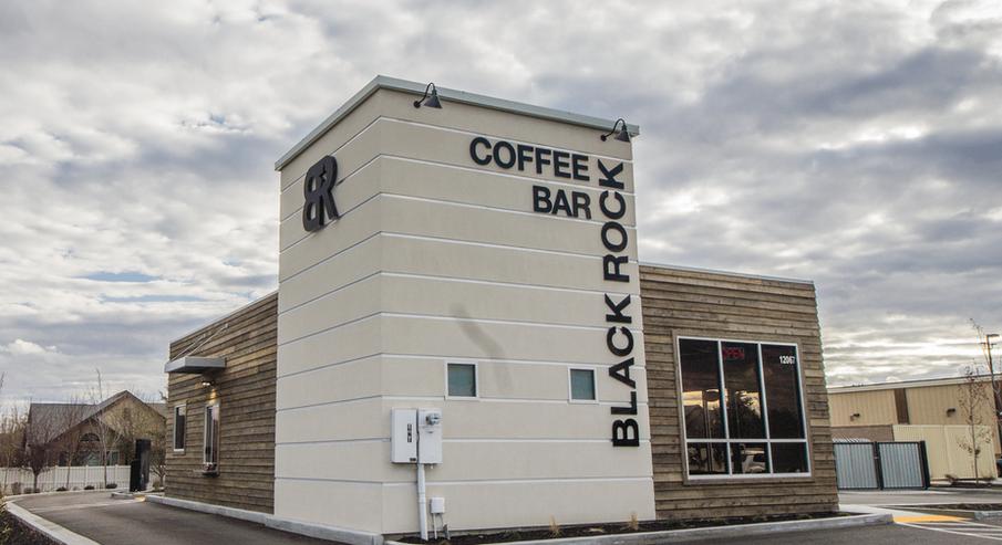 Ustick Blackrock Coffee Shop 2