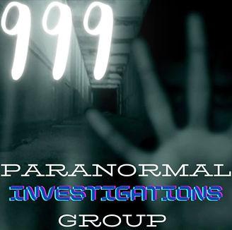 999 paranormal logo