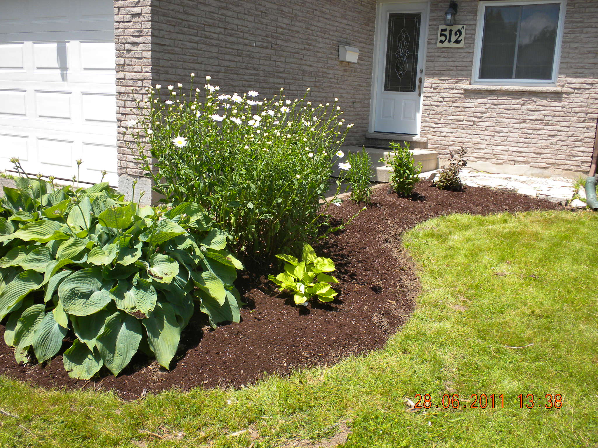 Kitchener Waterloo Garden Mulch