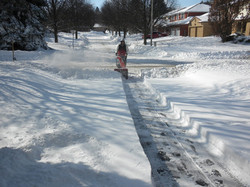 Kitchener Waterloo Snow Removal