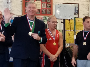 Report on the Southern Masters Championships 2019