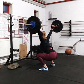 Exercise Library: Snatch Balance