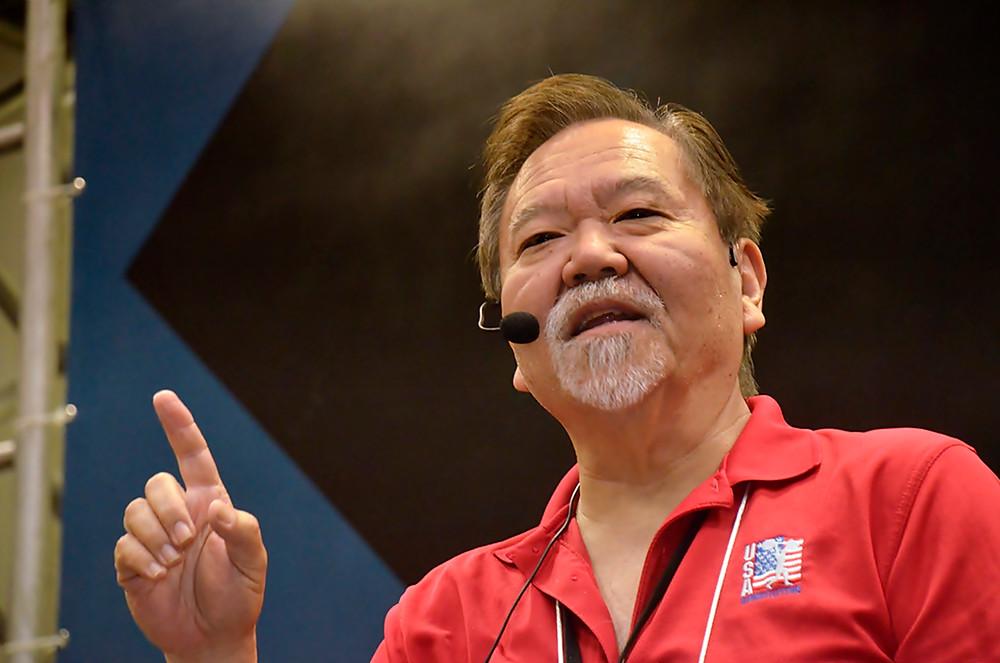 Coach Bob Takano