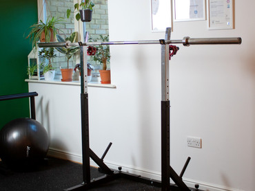 Weight Lifting Basics: Equipment - Racks & Blocks