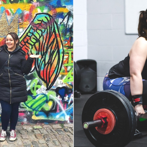 Why I've fallen in love with Olympic Weightlifting