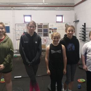 CSWLC Competition - 16/11/19