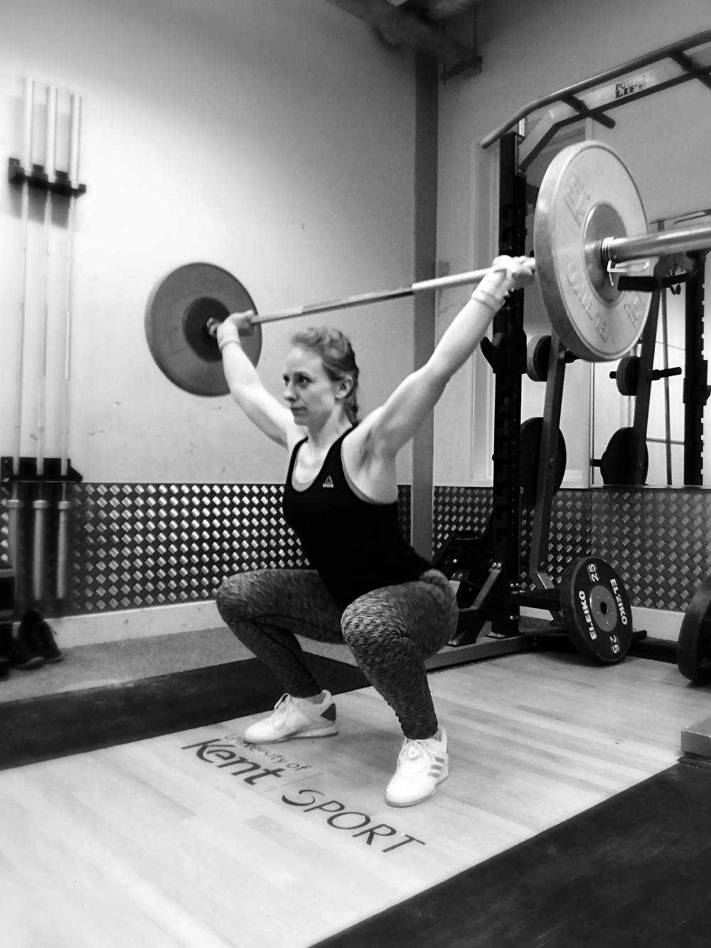 Canterbury Strength Weight Lifting Club Overhead Squat Blog Article