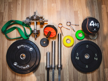 Weight Lifting Basics: Equipment - Collars
