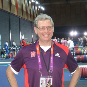 David Mannion's Account of the 2012 Olympic Games