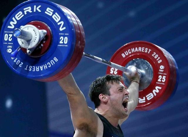 clean and jerk nicolae onica