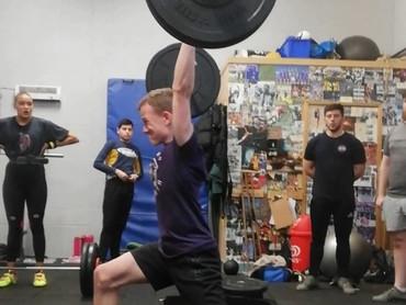 CSWLC Athlete Profile: Rhys Hall