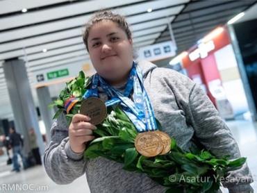 Arpine Dalalyan: Armenia's Junior Champion