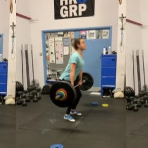 Exercise Library: Clean & Snatch Pulls