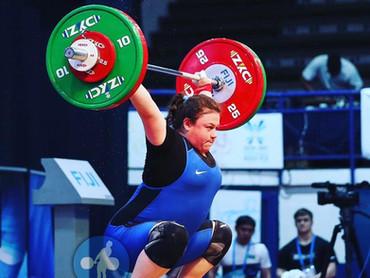 Darya Akhmerova, Kazakhstan's New International Athlete