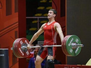 Marin Robu - Champion of Moldovia