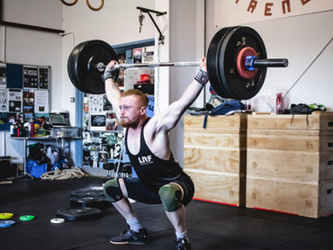Competition @ Canterbury Strength 4th MAY