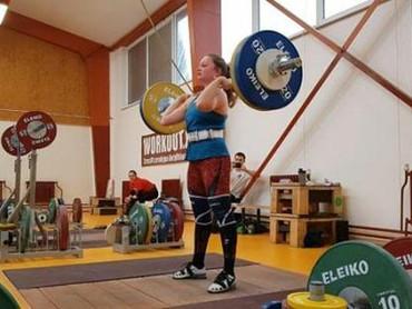 Getting to know the 64 kg Czech national Champion: Eliška Pudivítrová