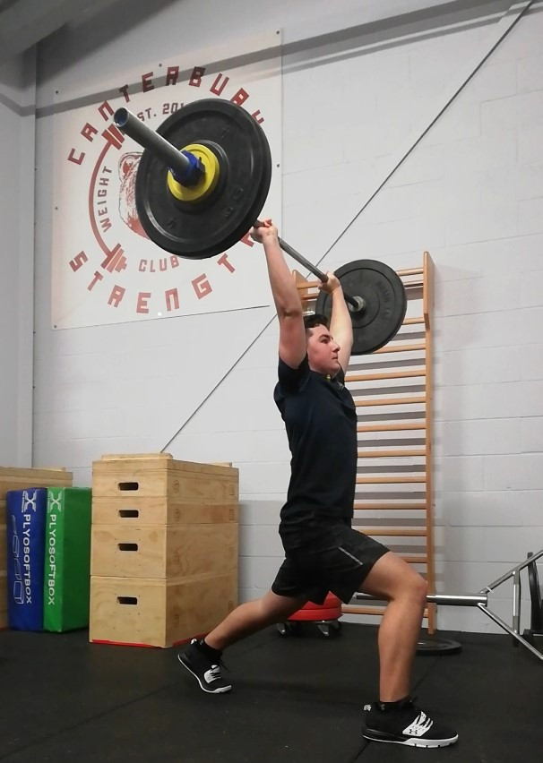 youth weightlifting