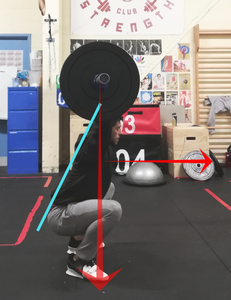 Overhead Squat with Weightlifting Shoes