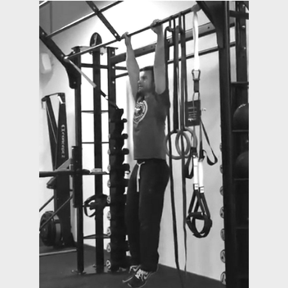 Canterbruy Strength Weight Lifting Club Pull up blog post