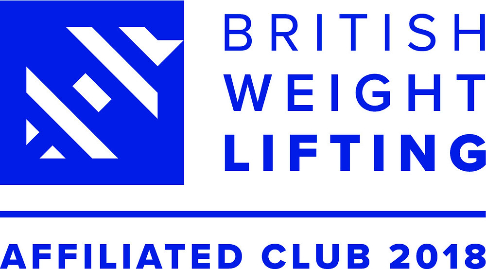 Canterbury Strength Weight Lifting Club BWL British WEight Lifting Affiliated club