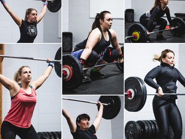 4th May Competition Part 2: Ladies