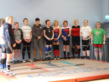 British Masters Weightlifting Championships 2020 - David Mannion's Report!