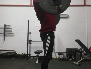 Exercise Library: Scarecrow Snatches