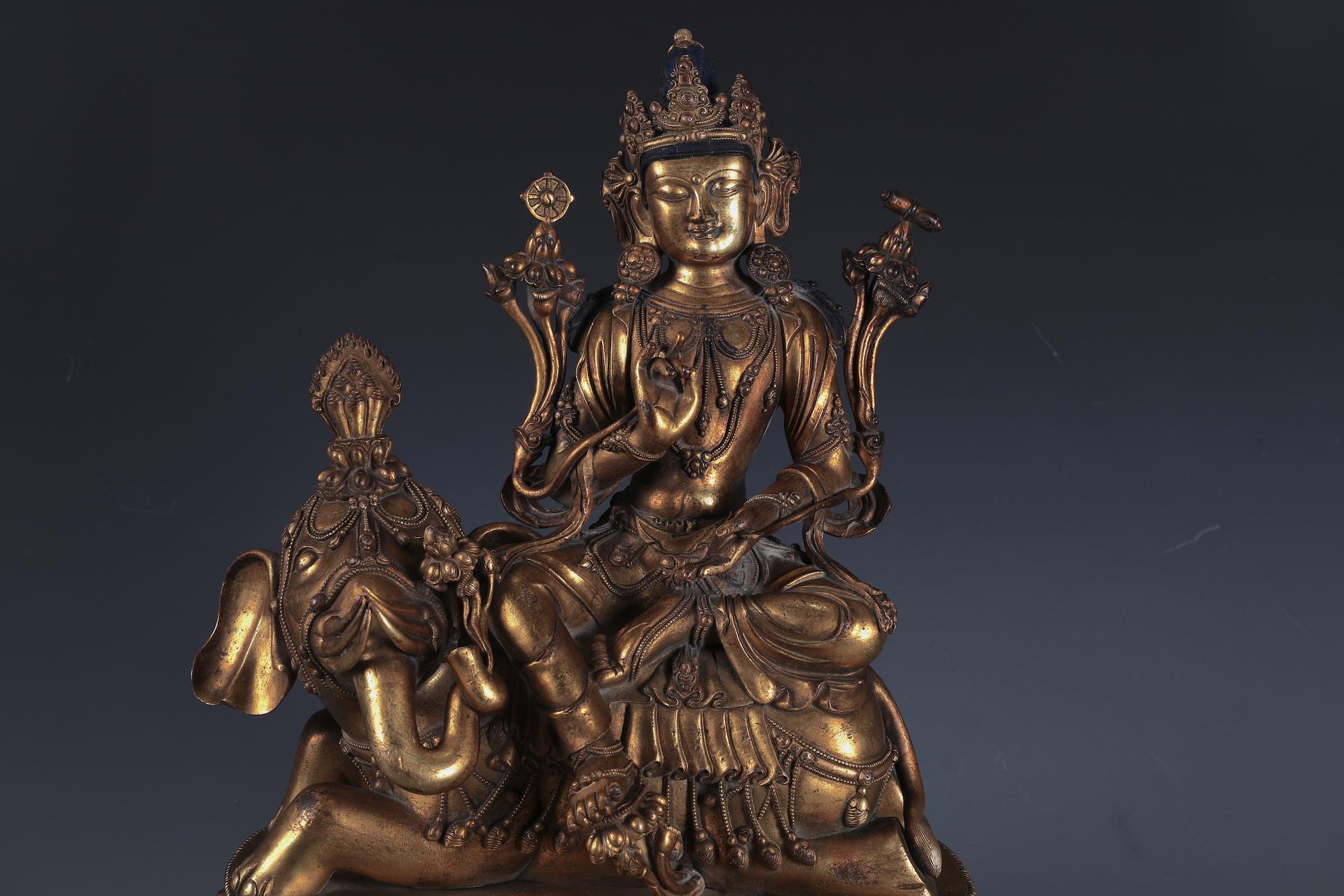 Tibetan Figure