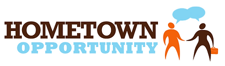 Hometown Opportunities Logo