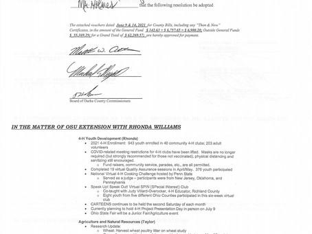 SESSION MINUTES-June 14, 2021 (Signature Updated)