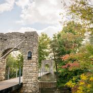 Swinging Bridge - Greenville