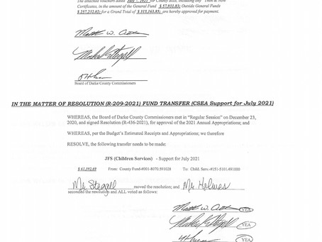 Session Minutes - Wednesday, July 7, 2021 (SIGNATURE APPLIED)