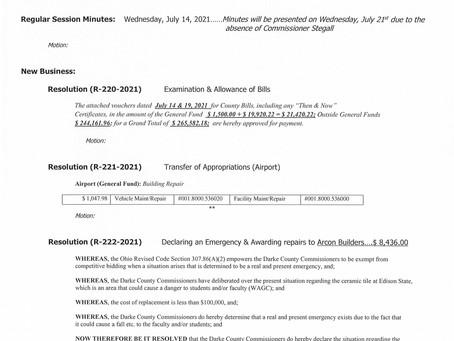 Session Agenda - Monday, July 19, 2021 - FINAL