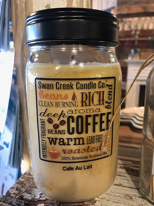 Swan Creek Soy Candle