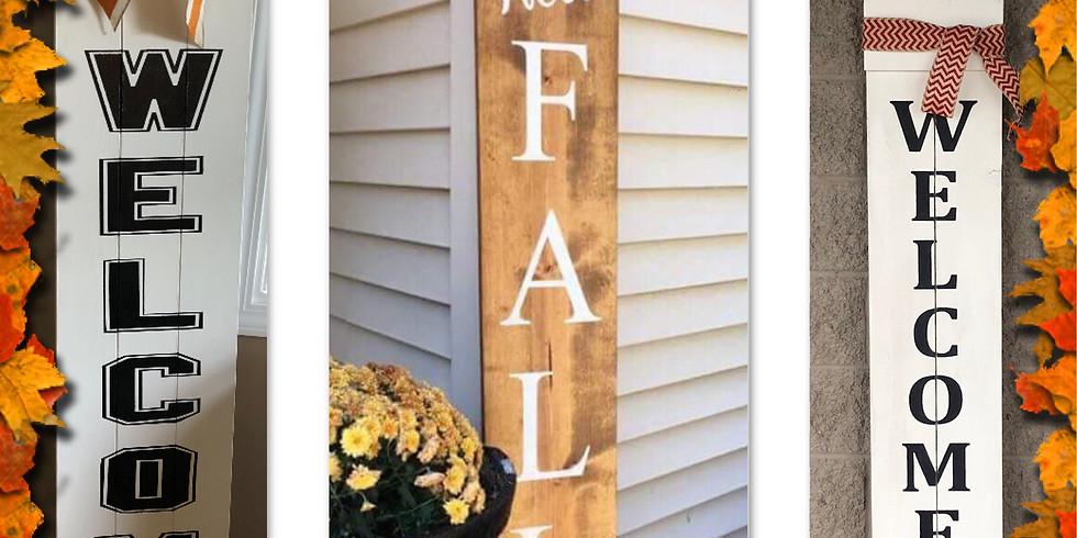 Mason Welcome Fall