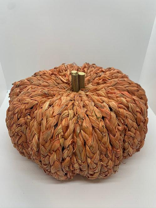 Cornhusk Pumpkins