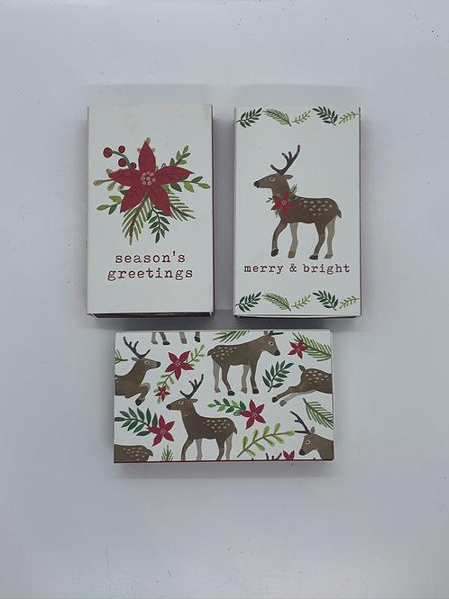 Holiday Box Matches