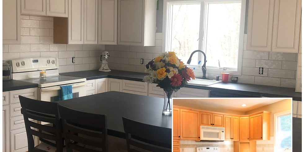Kitchen Cabinet Painting 101