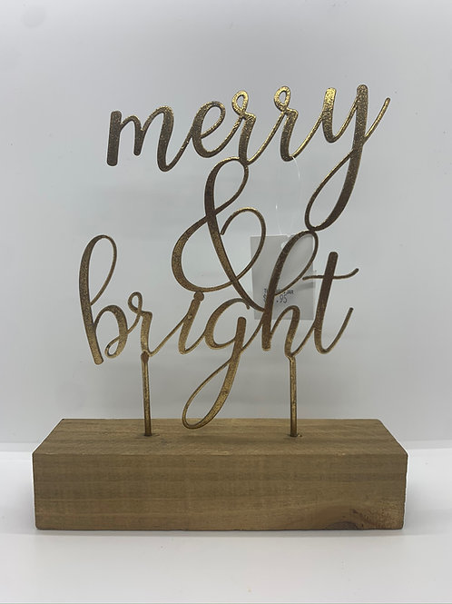 Merry and Bright Sitter