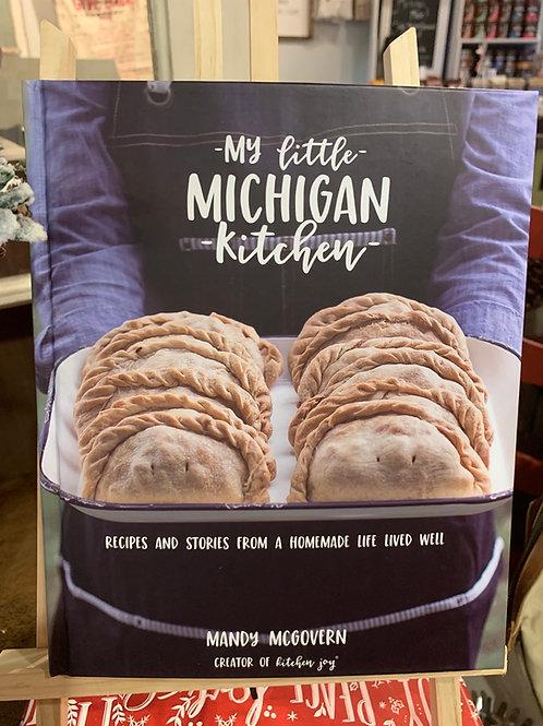 My little Michigan kitchen