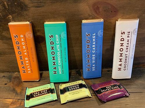 Hammond's Chocolate Bars